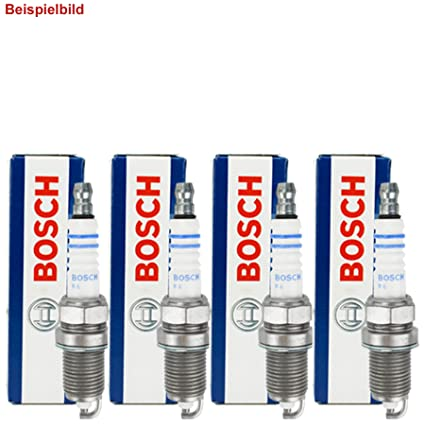 4 x Bujía Bosch Super