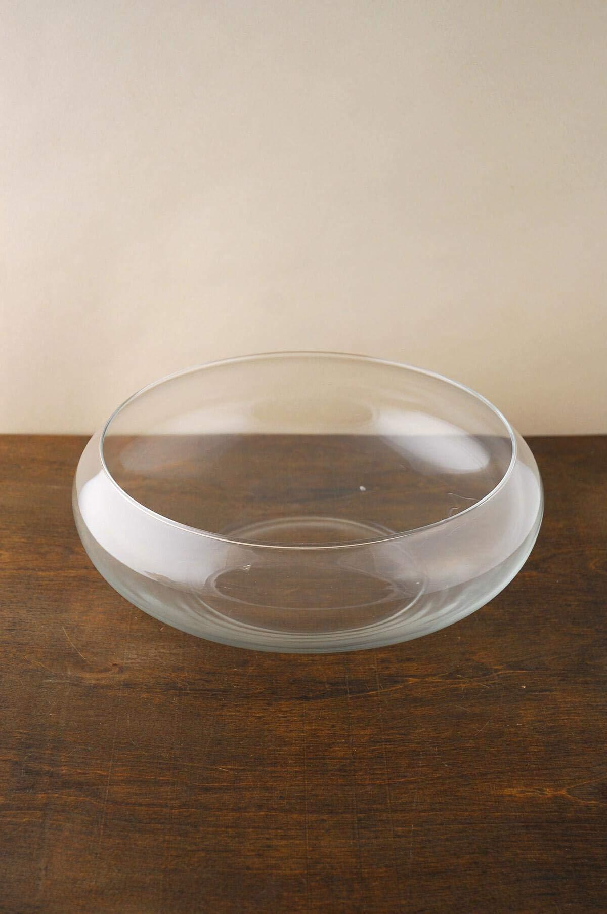 Richland Lily Bowl 12'' Floating Candle Holder Set of 4