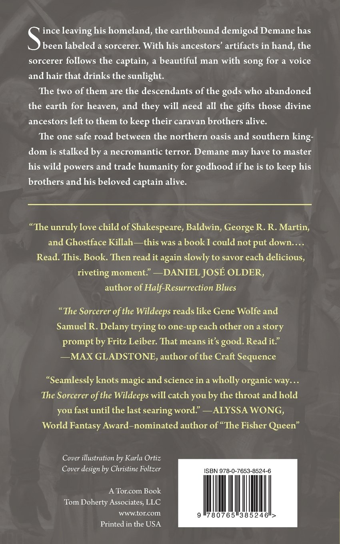 The Sorcerer Of The Wildeeps: Kai Ashante Wilson: 9780765385246:  Amazon: Books
