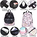 Gatycallaty Backpack Bag for Women Collage Students Bookbag Casual Travel Daypack Outdoor Camping Hiking Weekend Work