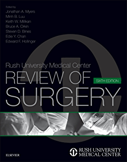Rush university medical center review of surgery: 9780323485326.