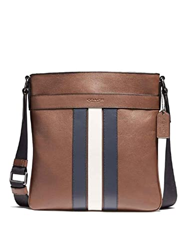 0aac9d1cd0fd wholesale mens bags coach 758f0 496c9  order coach mens charles crossbody  pcd varsity f23216 qb saddle midnight navy chalk f7084 f8675