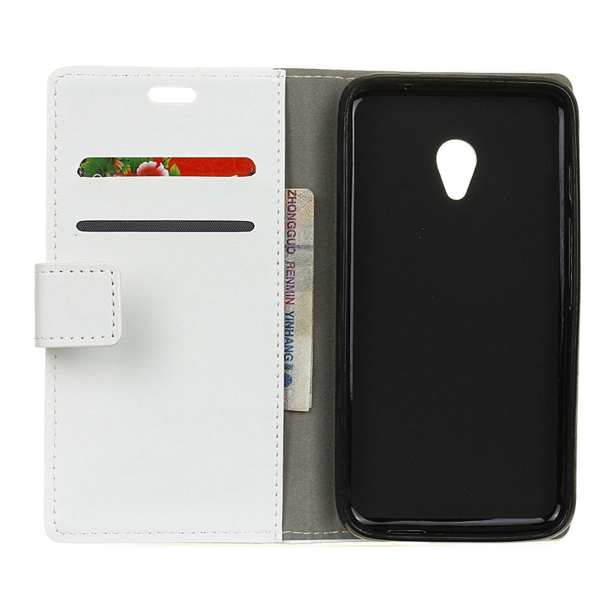 Amazon.com: Vodafone Smart Turbo 7 Case,Gift_Source [Drop Protection] [Card Slots/Cash Clip] Premium PU Leather Flip Folio Magnetic Wallet Case Stand Cover ...