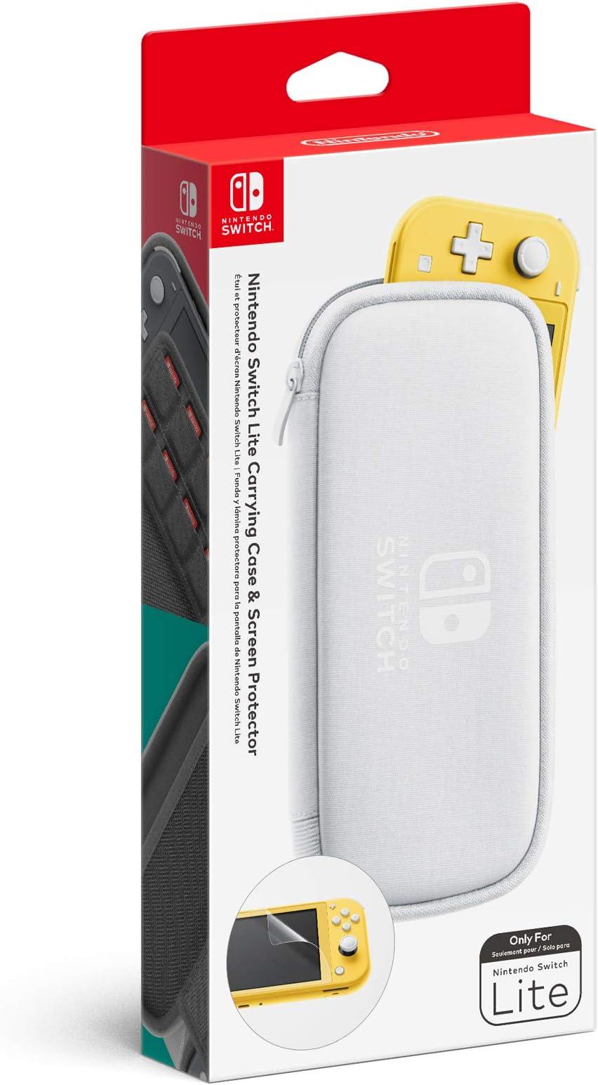 Amazon.com: Nintendo Switch Lite Carry Case + Screen ...