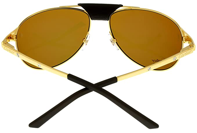 Cartier Edition Santos-Dumont Gafas de sol Aviator unisex ...