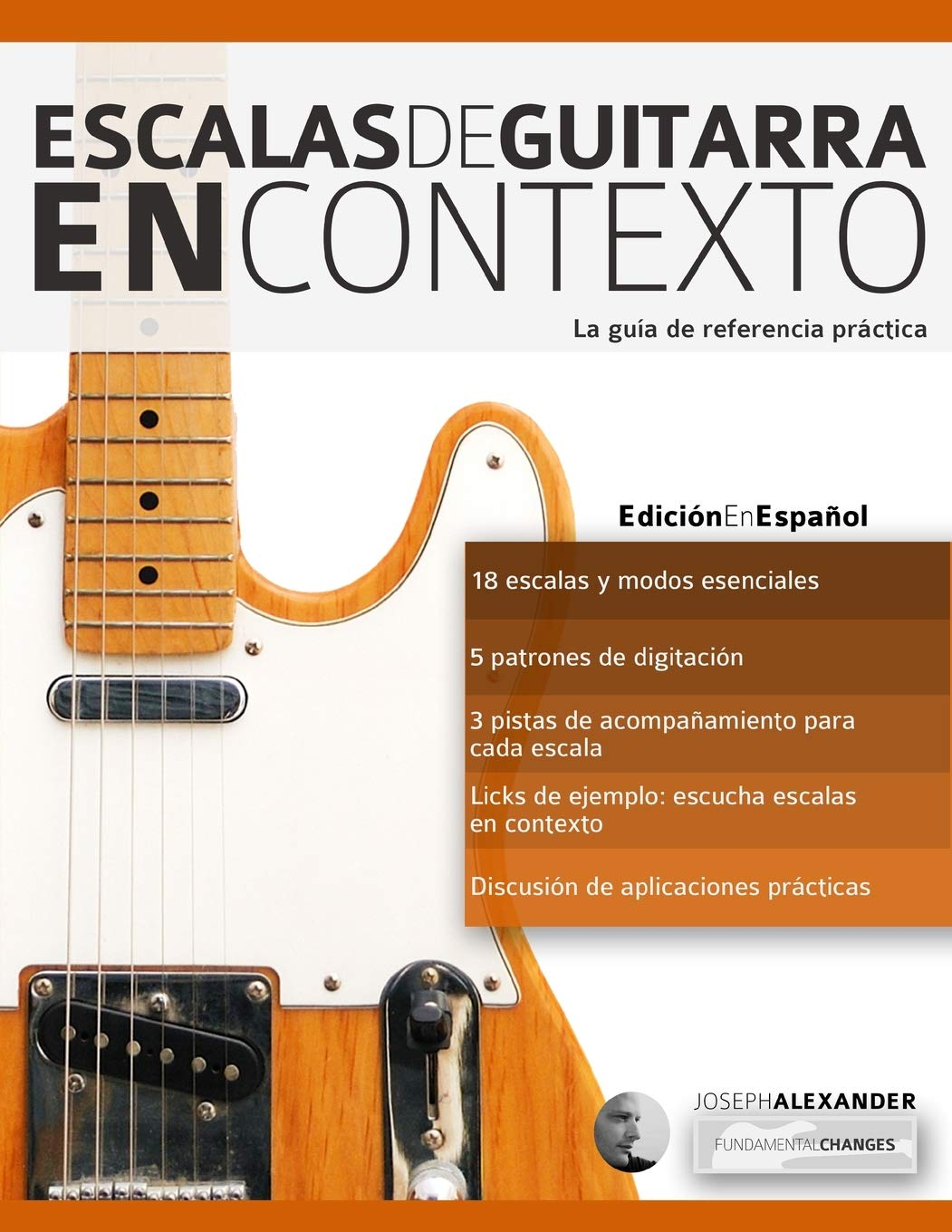 Escalas guitarra