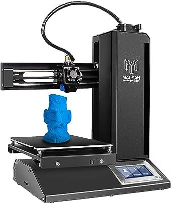 Impresora 3D MALYAN con placa de construcción montada, hoja de ...