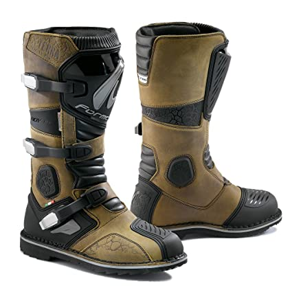 Forma Unisex-Adult Adventure Low Boots Brown, Size 8 US//Size 42 Euro