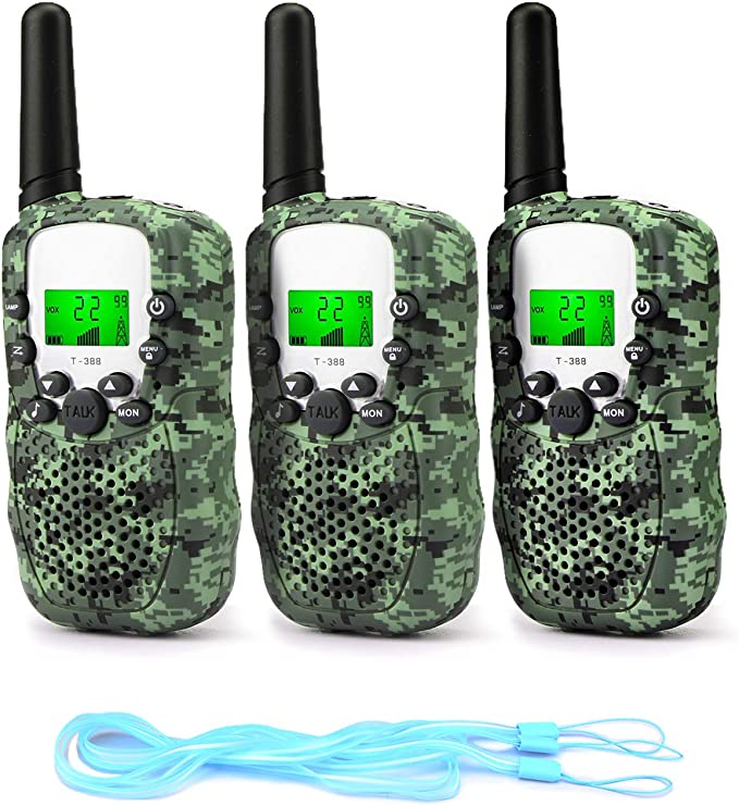 Fansteck Walkie Talkie