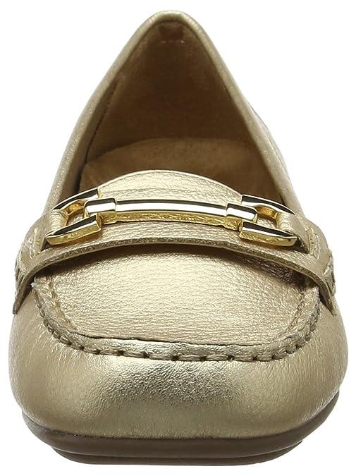 356KENYA, Mocassins (Loafers) Femme - Noir - Noir (Black BLK), 36Vionic