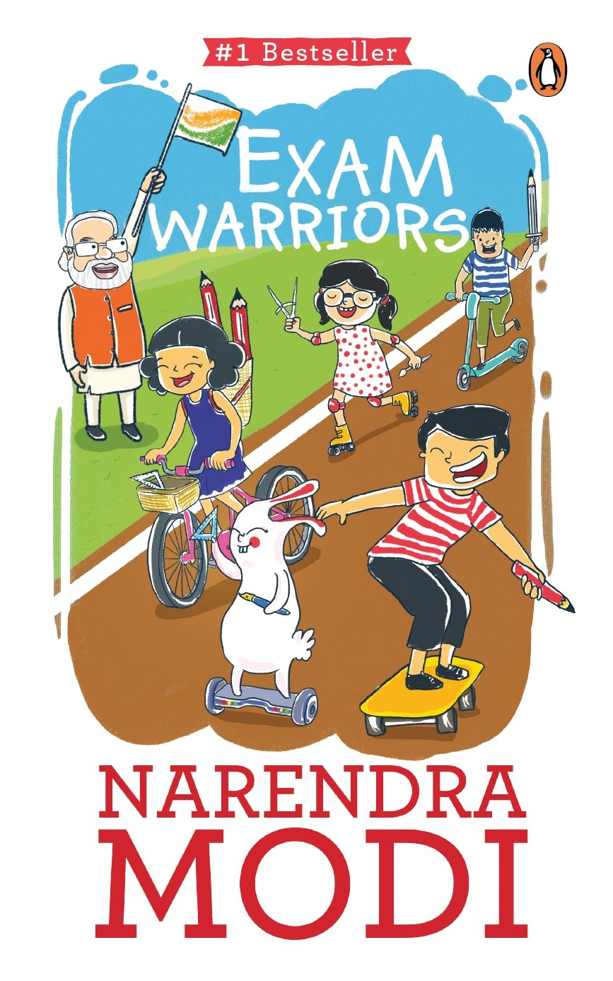 Buy Exam Warriors Book Online At Low Prices In India Exam Warriors