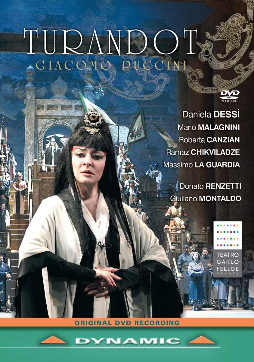 Puccini: Turandot [Dvd] / Dessì, Malagnini,...: Amazon.es ...
