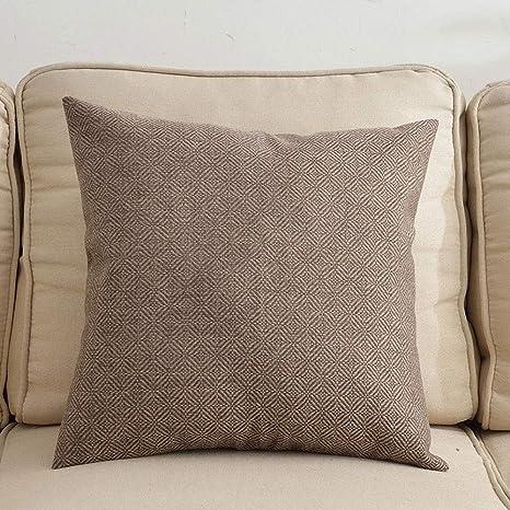 Amazon.com: Drametree - Cojín de lino para mesa o silla de ...