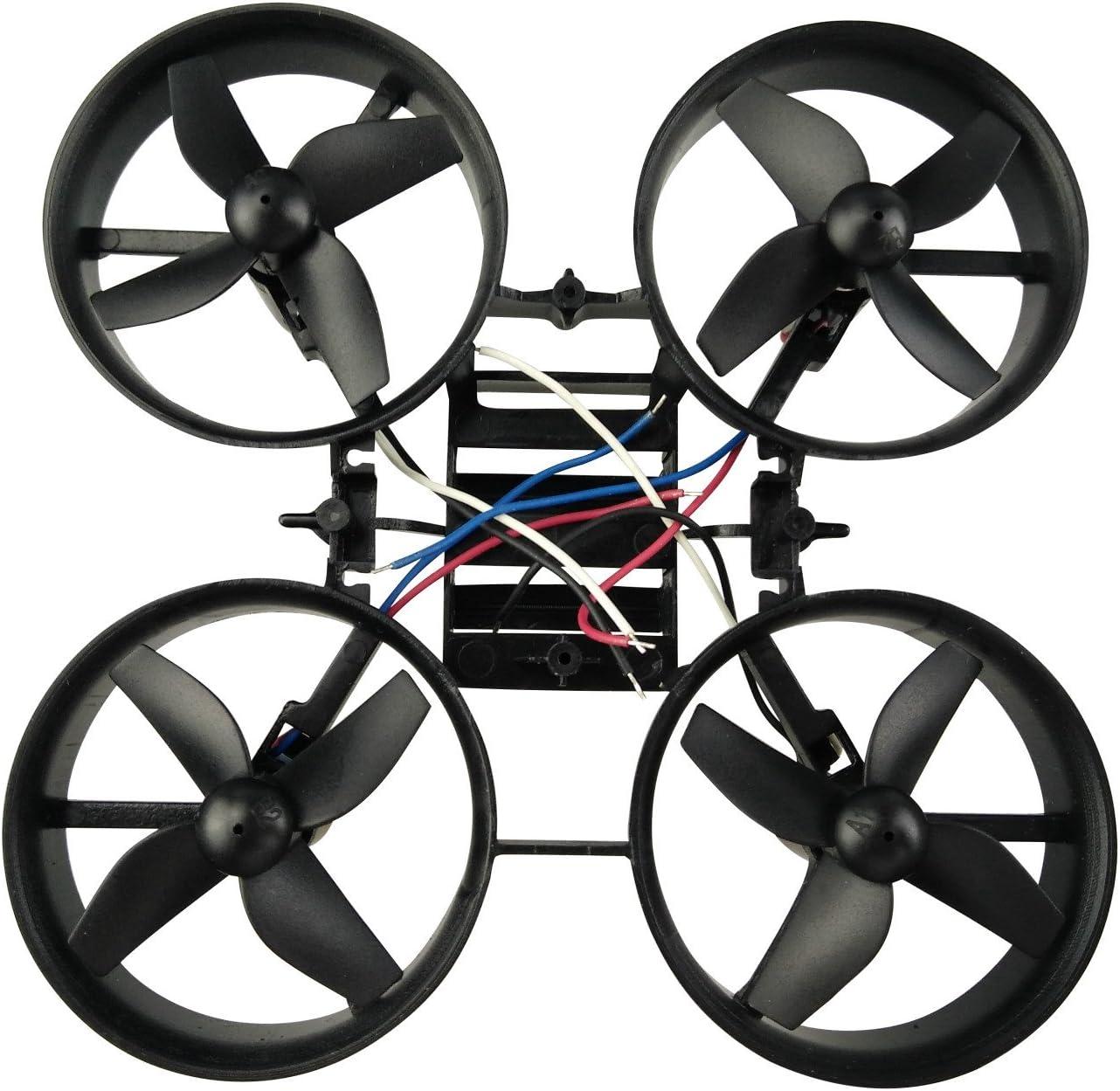 Solo Cuchilla UAV AKDSteel H/élices Cuchillas Props Micro Drone Repuestos para JJRC H36 RC Quadcopter 1 Juego de 4PCS