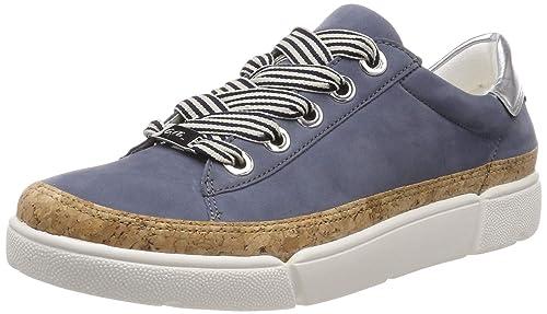info for 489de e35cd ARA Women's ROM 1214404 Low-Top Sneakers: Amazon.co.uk ...