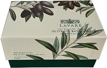 Amazon.com : Commonwealth Soap Extra Large Lavare Olive Oil Bath Soap 12 Oz. : Cst Box Soap : Beauty