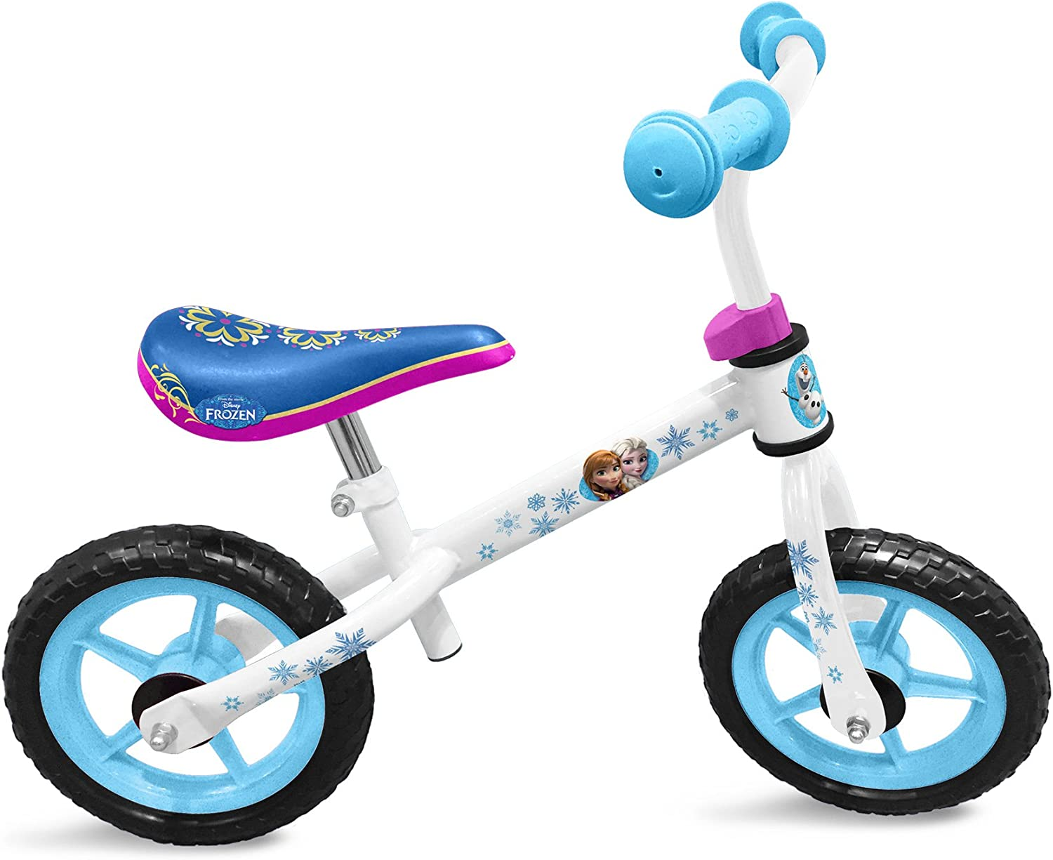 Stamp Frozen Running Bike, Niñas, Multicolored, 2: Amazon.es ...