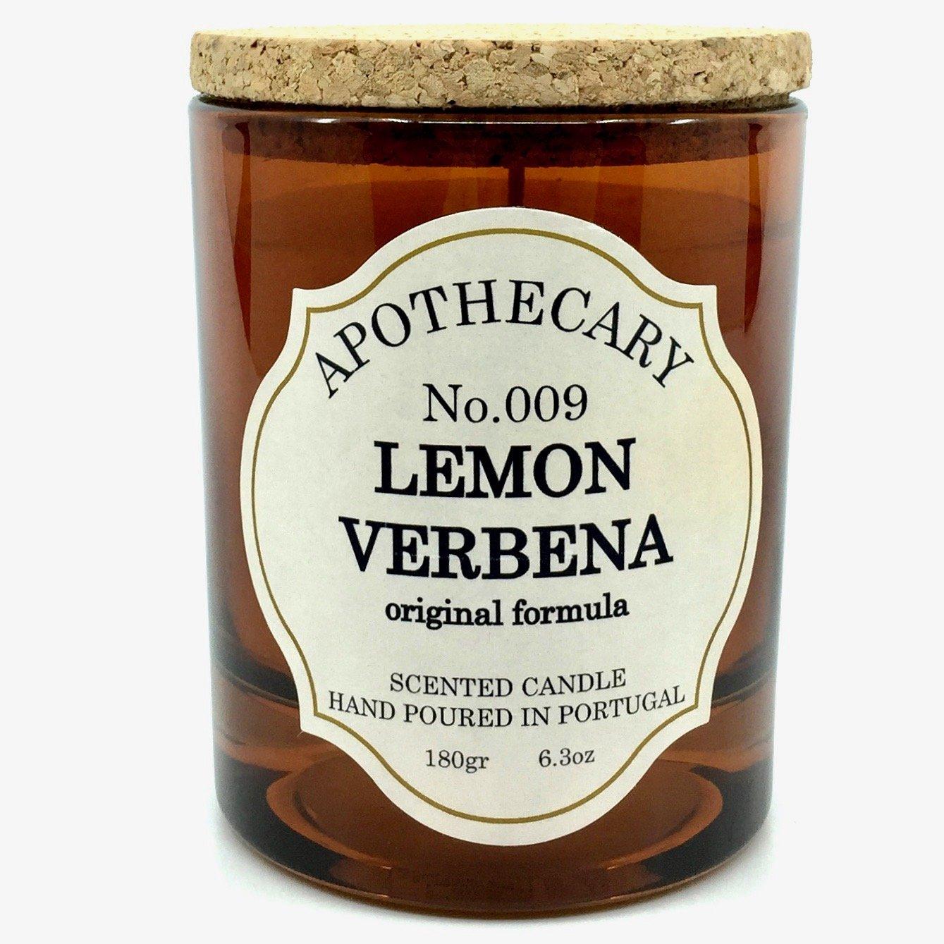 大洲市 Apothecary Formula Verbena No 009 Lemon Verbena Original Formula Scented Candle Lemon B079GGKBNB, 三川村:08385e5d --- egreensolutions.ca