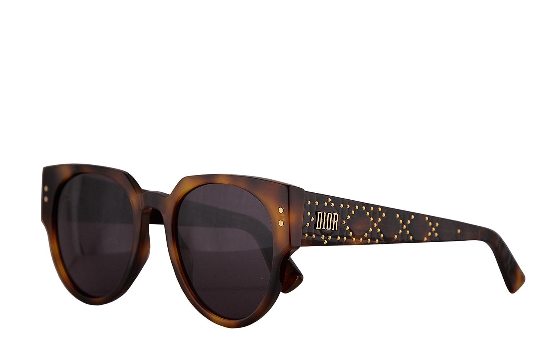 Amazon.com: Christian Dior LadyDiorStuds3 - Gafas de sol con ...