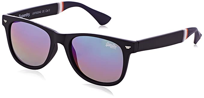 Superdry Superfarer Gafas de Sol, Multicolor (Rubberised ...