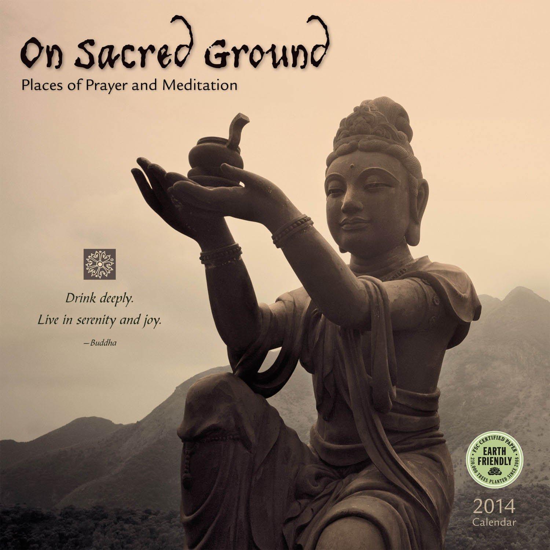 Download On Sacred Ground 2014 Wall Calendar pdf epub