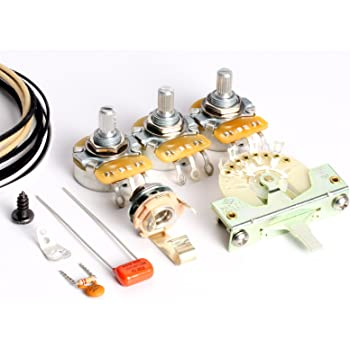 71rdP1KL1wL._AC_SS350_ amazon com toneshaper guitar wiring kit, for fender stratocaster