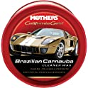 Mothers Polish Co 12 Oz California Gold Carnauba Cleaner Wax