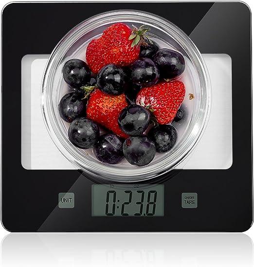 Amazon.com: finesseur precisión Digital Escala de Alimentos ...