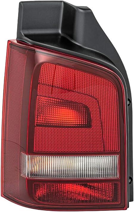 Hella 2sk 010 318 091 Heckleuchte Glühlampen Technologie Getönt Glasklar Rot Links Auto
