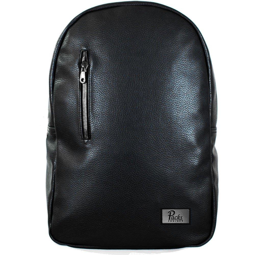 Packs Project Unisex Owen Backpack (One Size, Black/Black)