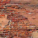 Brick Wall 10' x 10' Digital Printed Photography Backdrop KA Series Background KA152