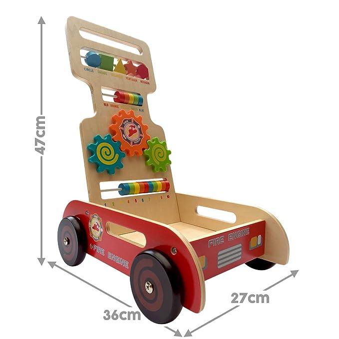 bee SMART - Caminador de Actividades de Madera - Motor de Fuego ...