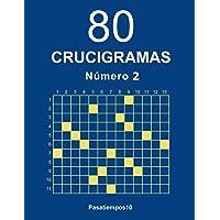 80 Crucigramas - N. 2
