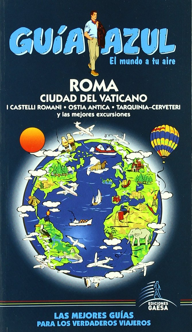 Roma y ciudad del Vaticano/ Rome and City of the Vatican (Ciudades Y Paises Del Mundo/ Cities and Countries of the World) (Spanish Edition) PDF