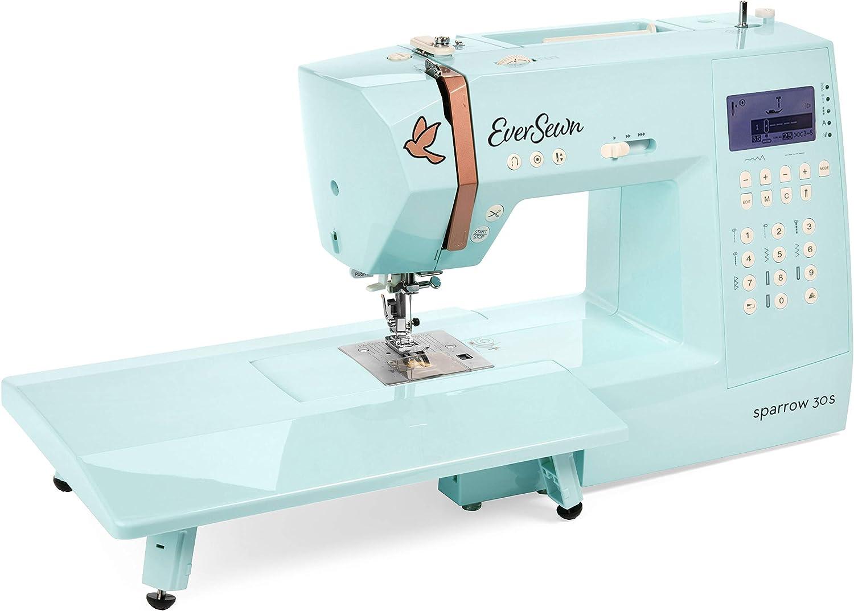 EverSewn Sparrow 30s máquina de coser: controlado por ordenador ...