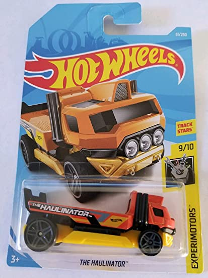 Hot Wheels The Haulinator