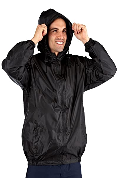 cheap price genuine shoes Buy Authentic Mens ProClimate Kag In A Bag Festival Coat Waterproof Wind Resistant Jacket  Mac