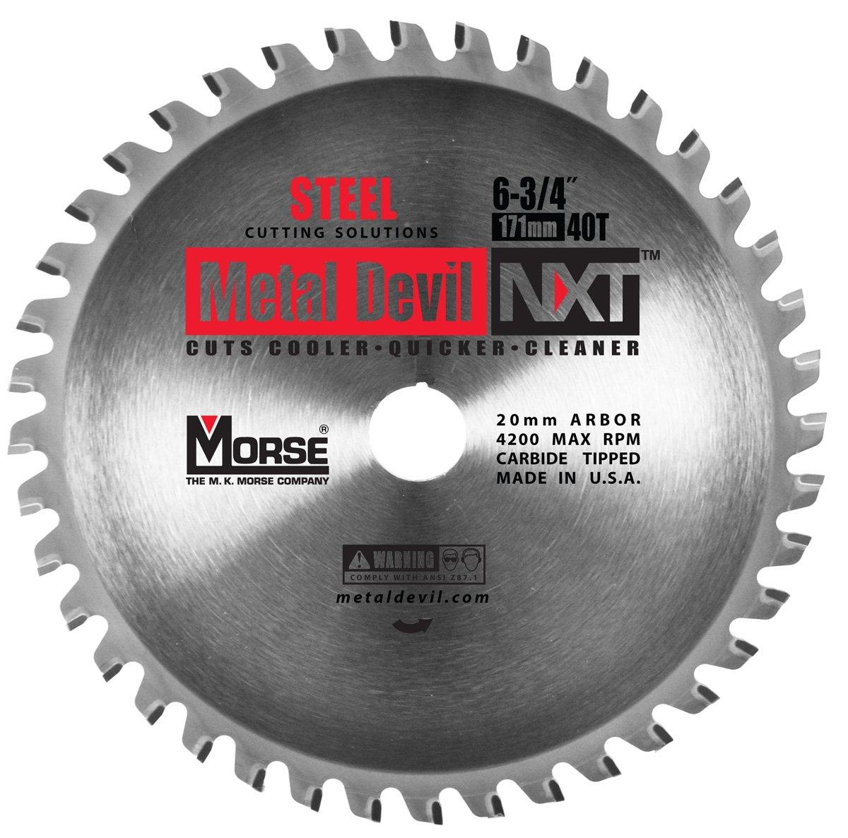 Disco Sierra MK MORSE CSM67540NSC Metal Devil NXT 6 3 / 4i