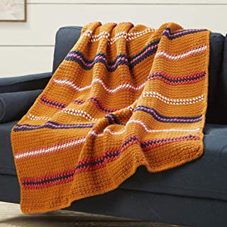 Herrschners® Southwestern Stripes Afghan Kit