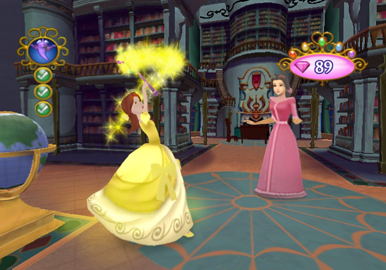 Uncategorized Disney Princess Games amazon com disney princess my fairytale adventure nintendo wii video games