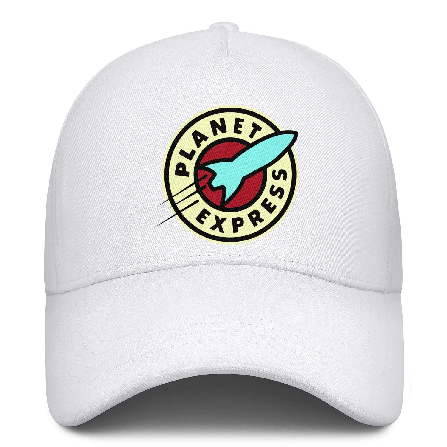 Mens Baseball Caps Crazy Womens Strapback WUSIMEI Plain Dad Hats for Men Planet-Express-Ship