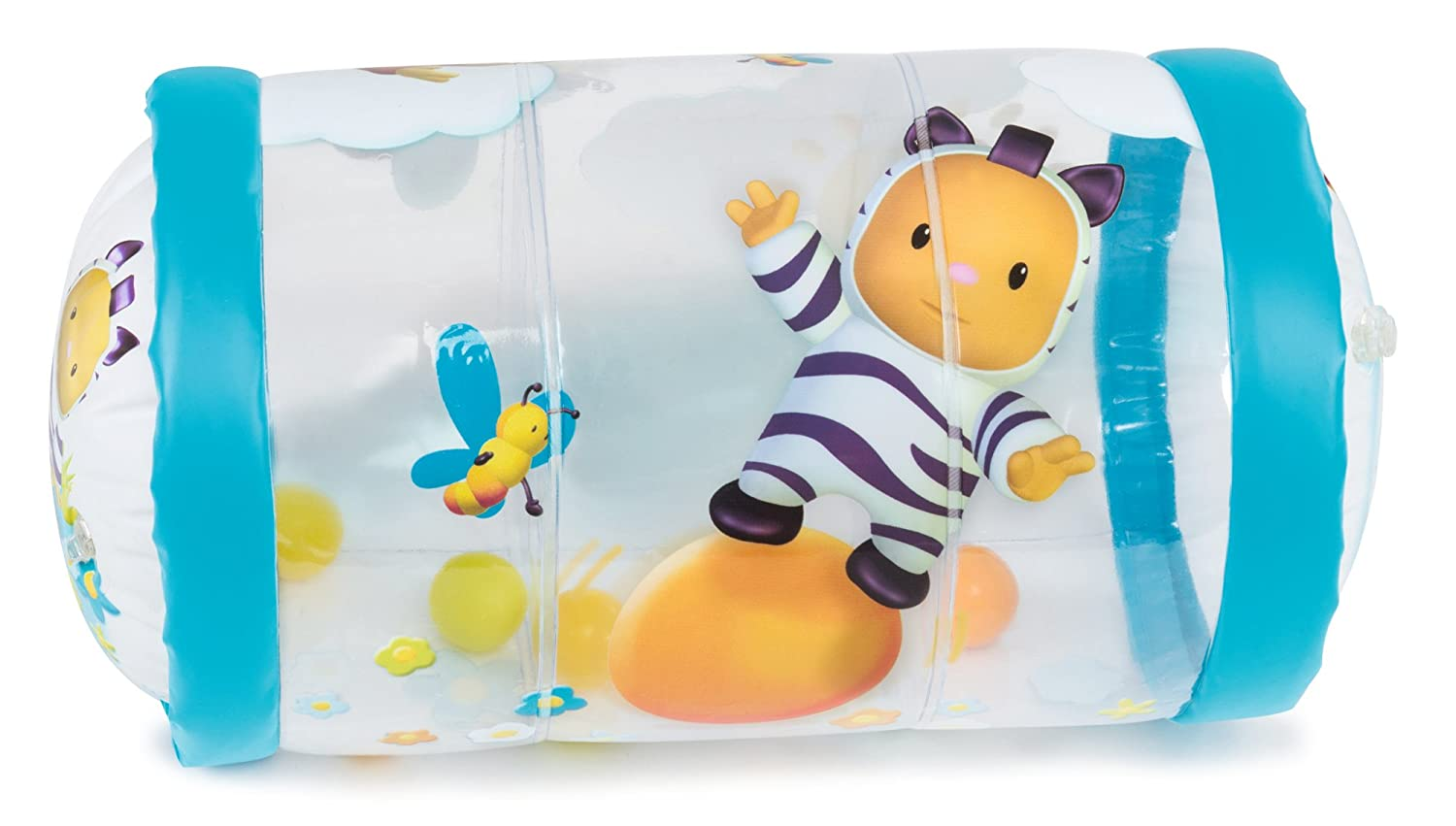 Smoby 110300 - Cotoons Spielrolle, blau