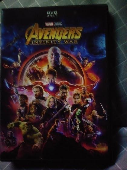 Avengers: Infinity War (Plus Bonus Content) Avengers Infinity War