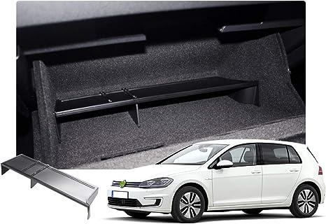 Yee Pin Handschuhfach Ablagen V W Golf 7 Mk7 All Versions Mittelkonsole Ablage Kleine Gegenstände Verstauen Organizer Zubehör Auto