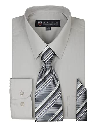 48adae83b1c Fortino Landi Men s Dress Shirt