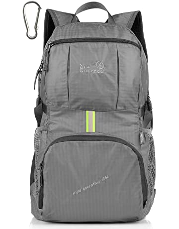2ae1653e73 Outlander Packable Handy Lightweight Travel Hiking Backpack