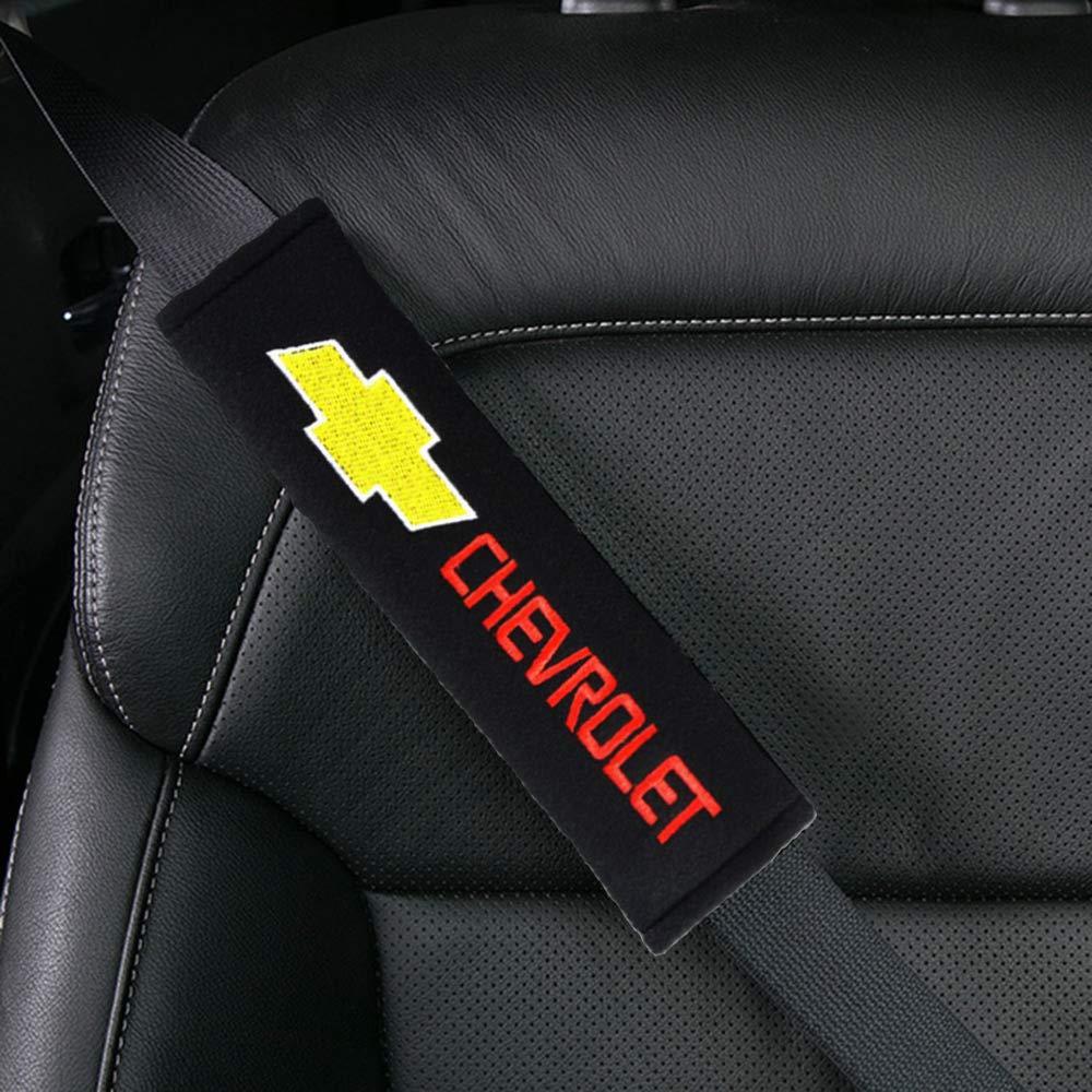 VILLSION 2Pack Auto Gurtpolster Sicherheitsgurt B/ügel Gurtschutz Weiche Baumwolle Sch/ützen Sie Hals Schulter Polster