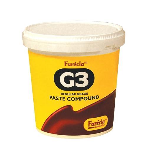 3 opinioni per Farecla- Pasta abrasiva G3-1000, confezione da 1 kg