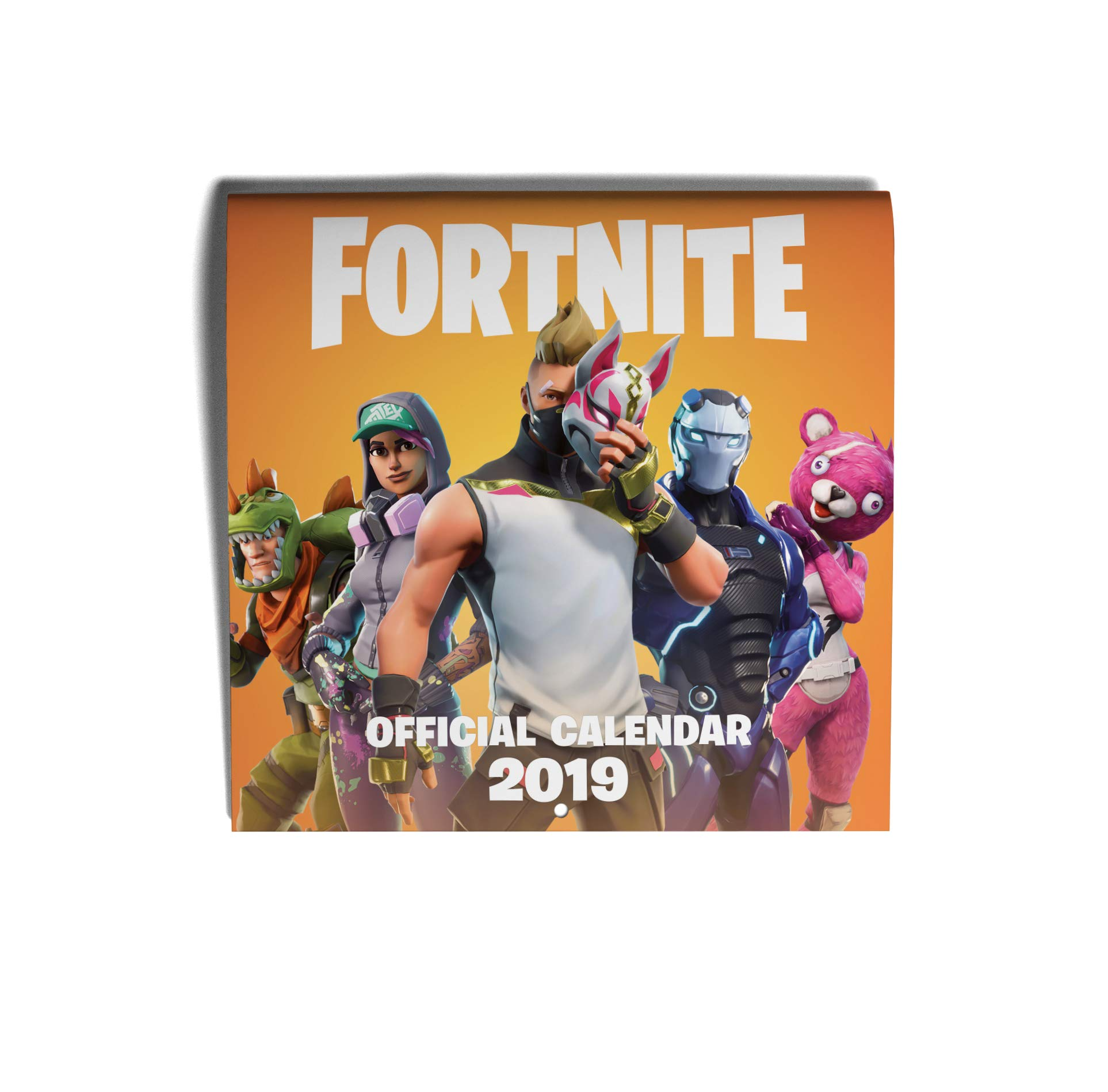 Fortnite Official 2019 Calendar Amazon Fr Epic Games