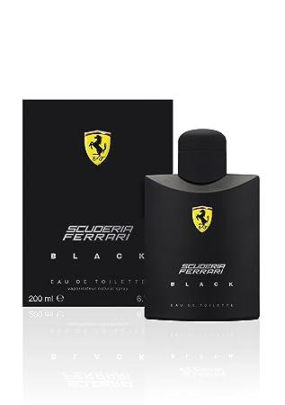 Ferrari Scuderia Black Eau De Toilette 200 Ml Amazon De Beauty